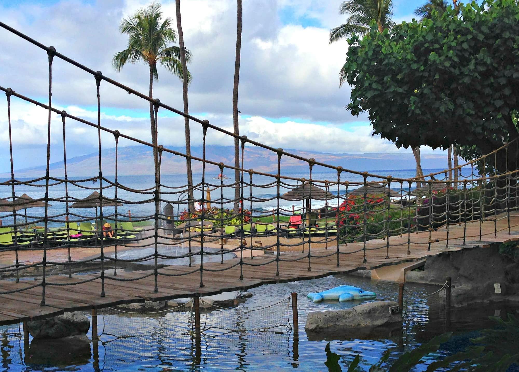 Hyatt Regency Maui Keiki Lagoon