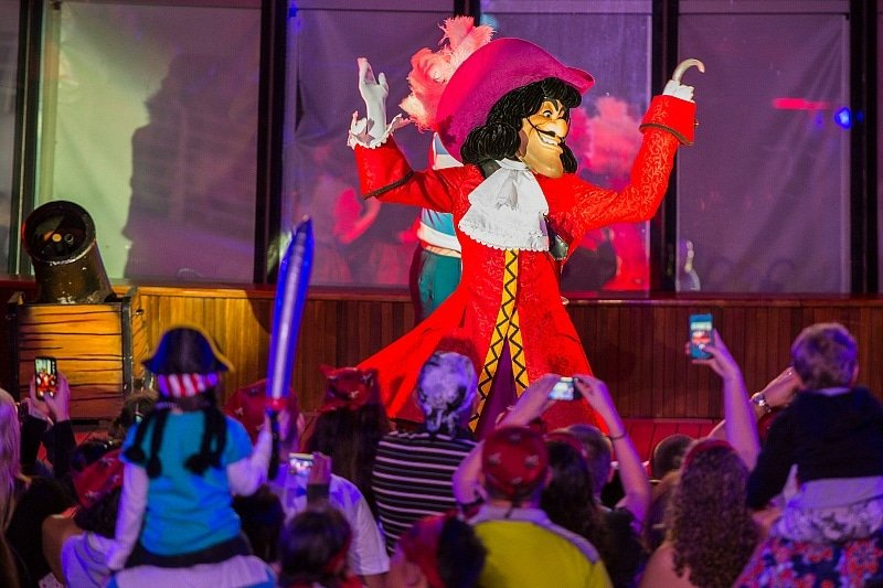 Don your eye patches and your pirate garb on board your Disney Cruise ~ 13 Lucky Things to Pack for Your Disney Cruise