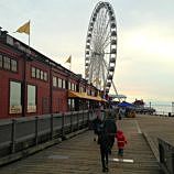 Seattle with kids long weekend itinerary