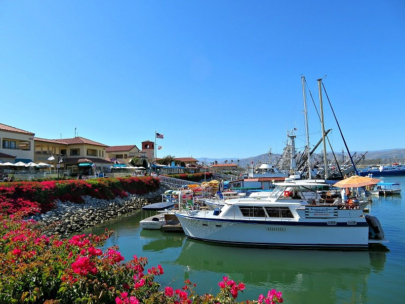 No visit to Ventura County without a visit to Ventura Harbor Village ~ Ventura County California with Kids