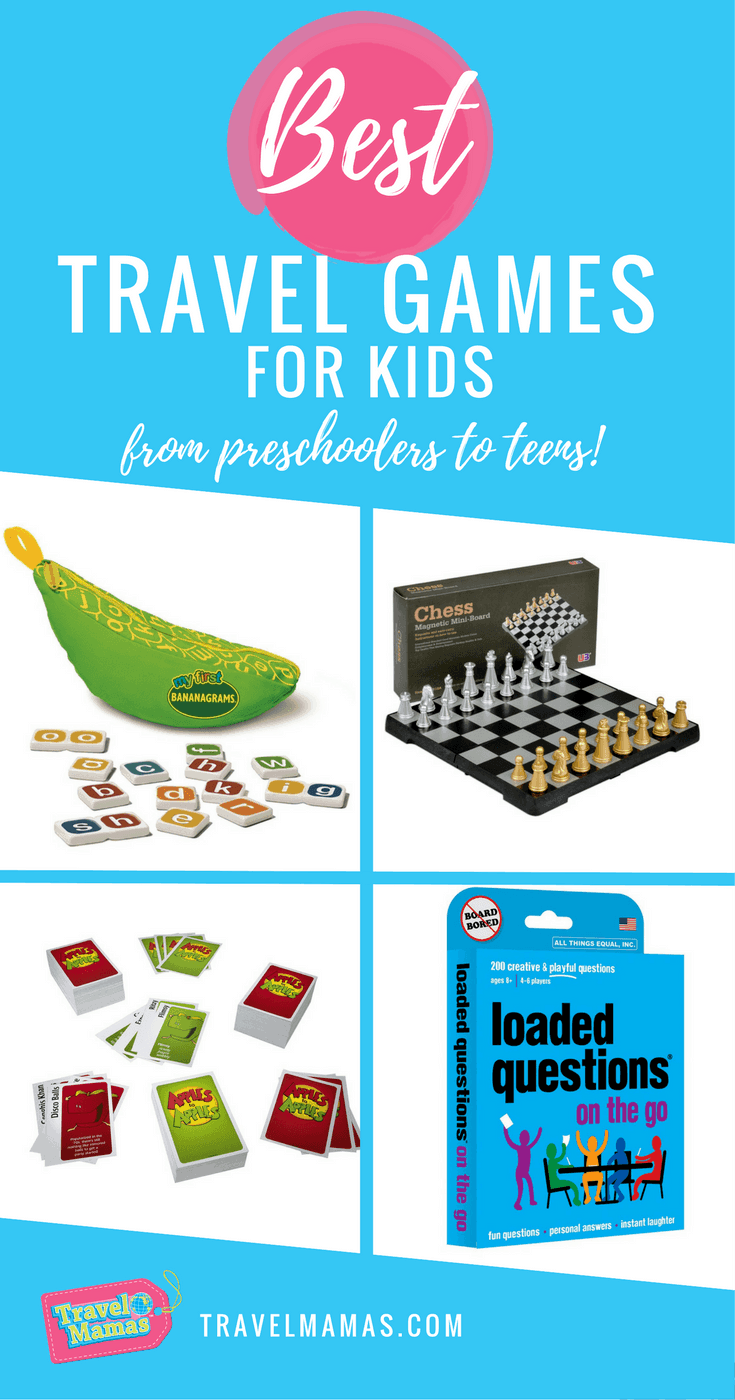 best travel games for preschoolers