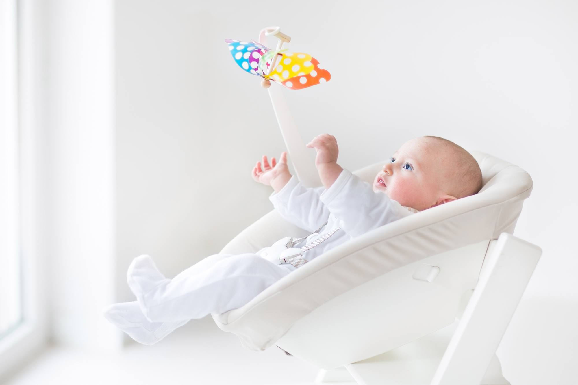 Rent baby and toddler travel gear like a bouncy seat for a more enjoyable vacation
