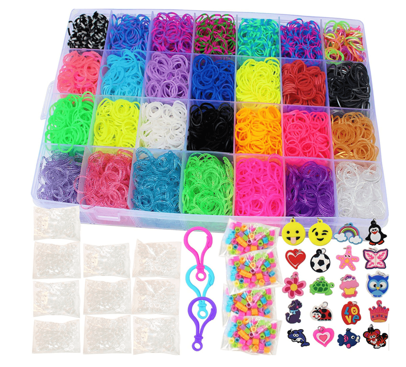 Rainbow loom ~ Gift Ideas for Girls