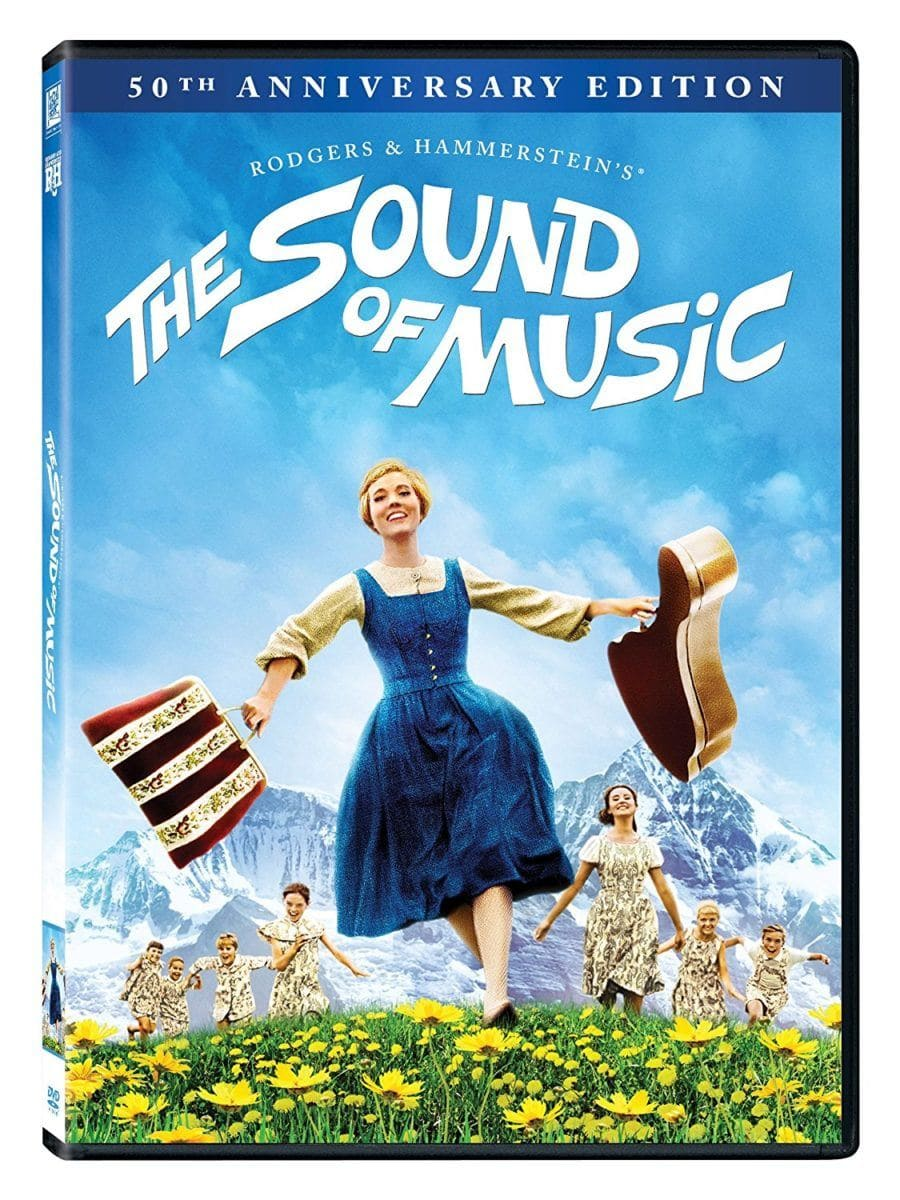 Best travel movies for kids - The Sound of Music