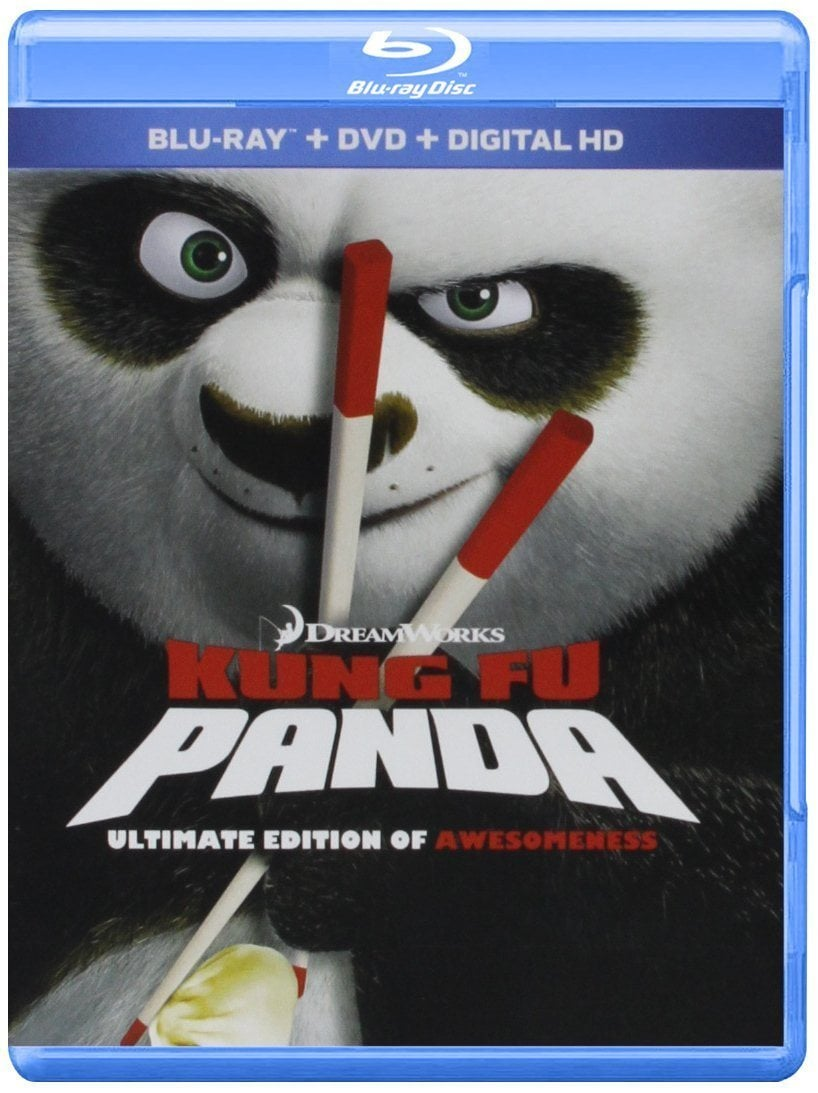 Best travel movies for kids, Kung Fu Panda