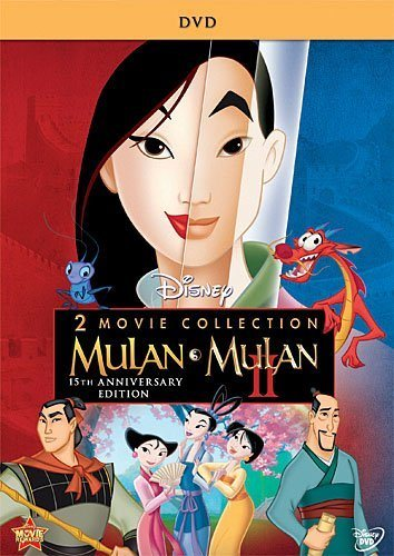 Best movies for kids - Mulan