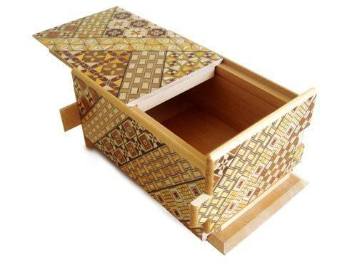 A Chinese puzzle box makes a great gift for travel lovers
