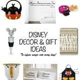 Disney Decor and Gift Ideas to Infuse Magic into Every Day
