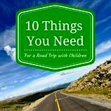 10 things you need for a road trip with kids