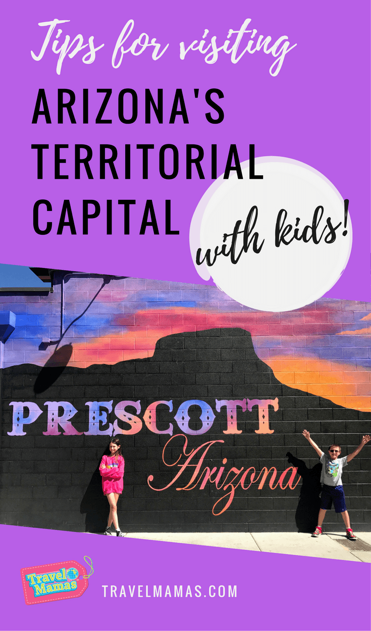 Prescott with Kids, Fun Things to Do in Arizona's Territorial Capital