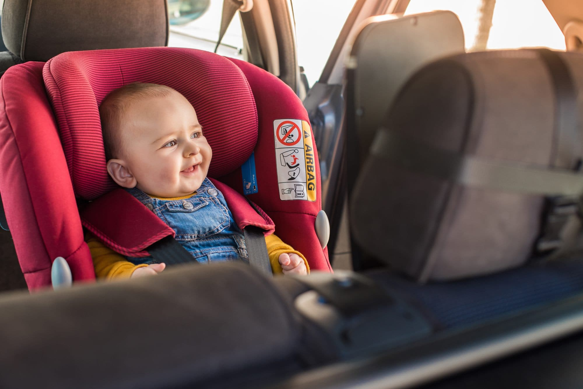 Preparation makes for a happier road trip with a baby or toddler