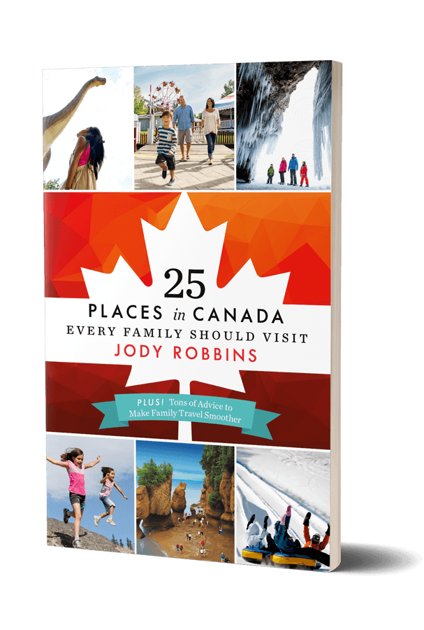 25 Places in Canada Every Family Should Visit ~ Gift Guide for Travel Families