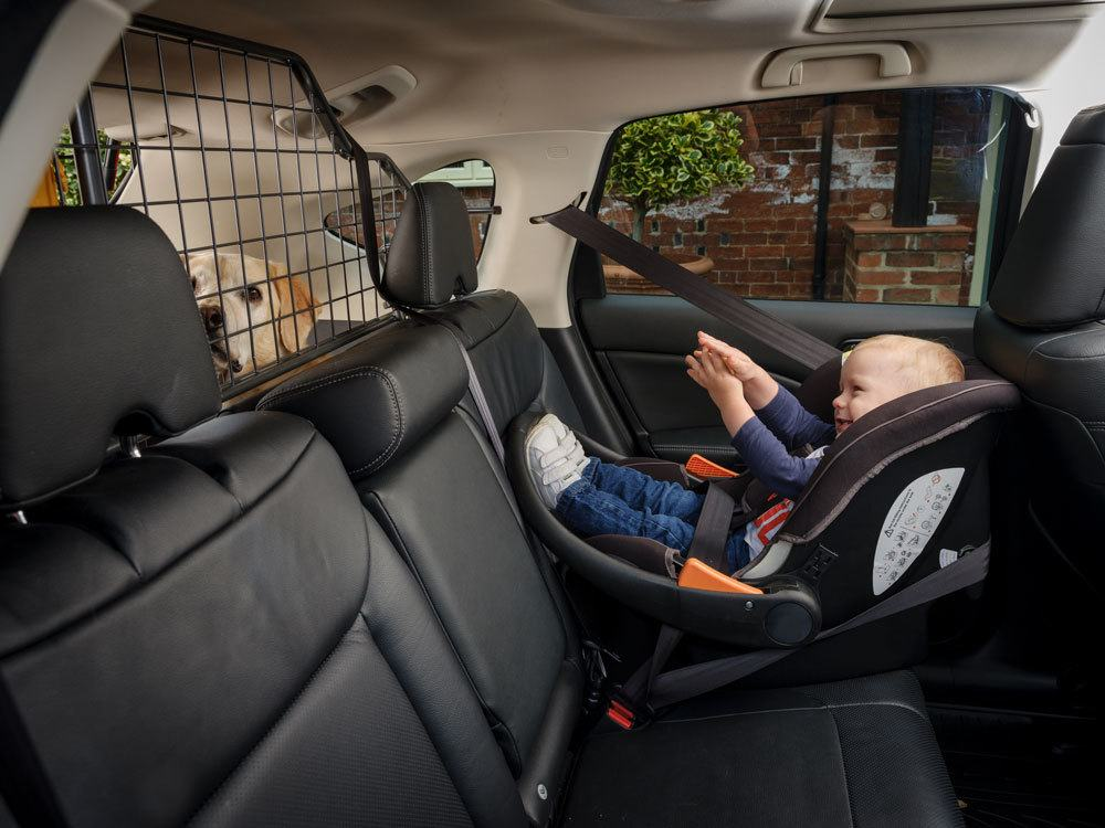 Safety is the most important issue to consider when planning a road trip with a baby or toddler