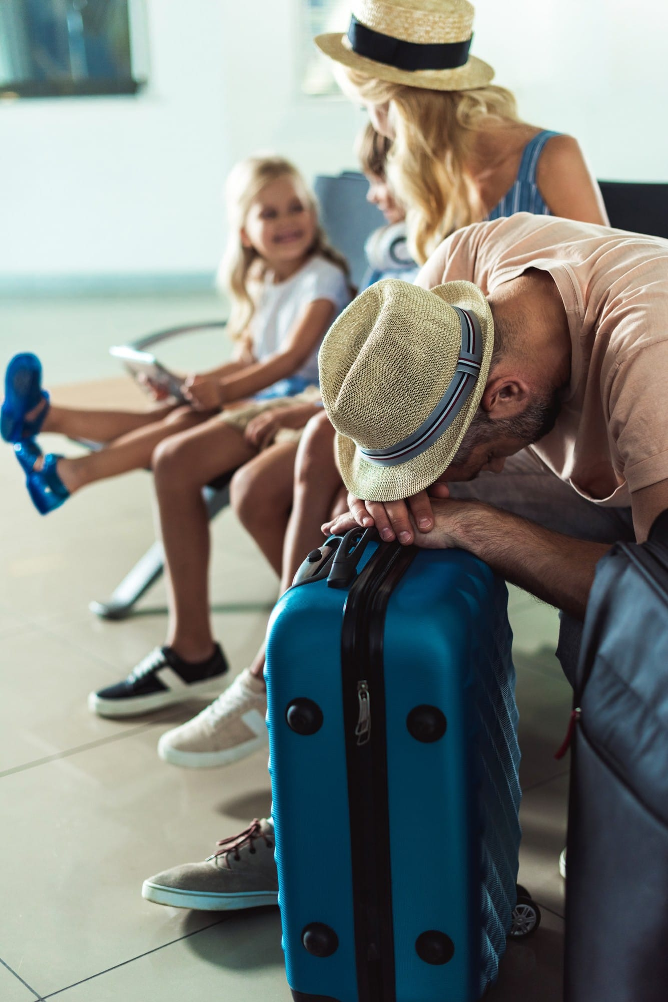Don't despair if your flight is cancelled or delayed -- get compensated instead!