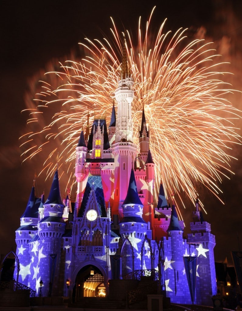 Let your tween or teen sleep in so you can stay late at the parks to enjoy fireworks ~ Disney World with Tweens & Teens