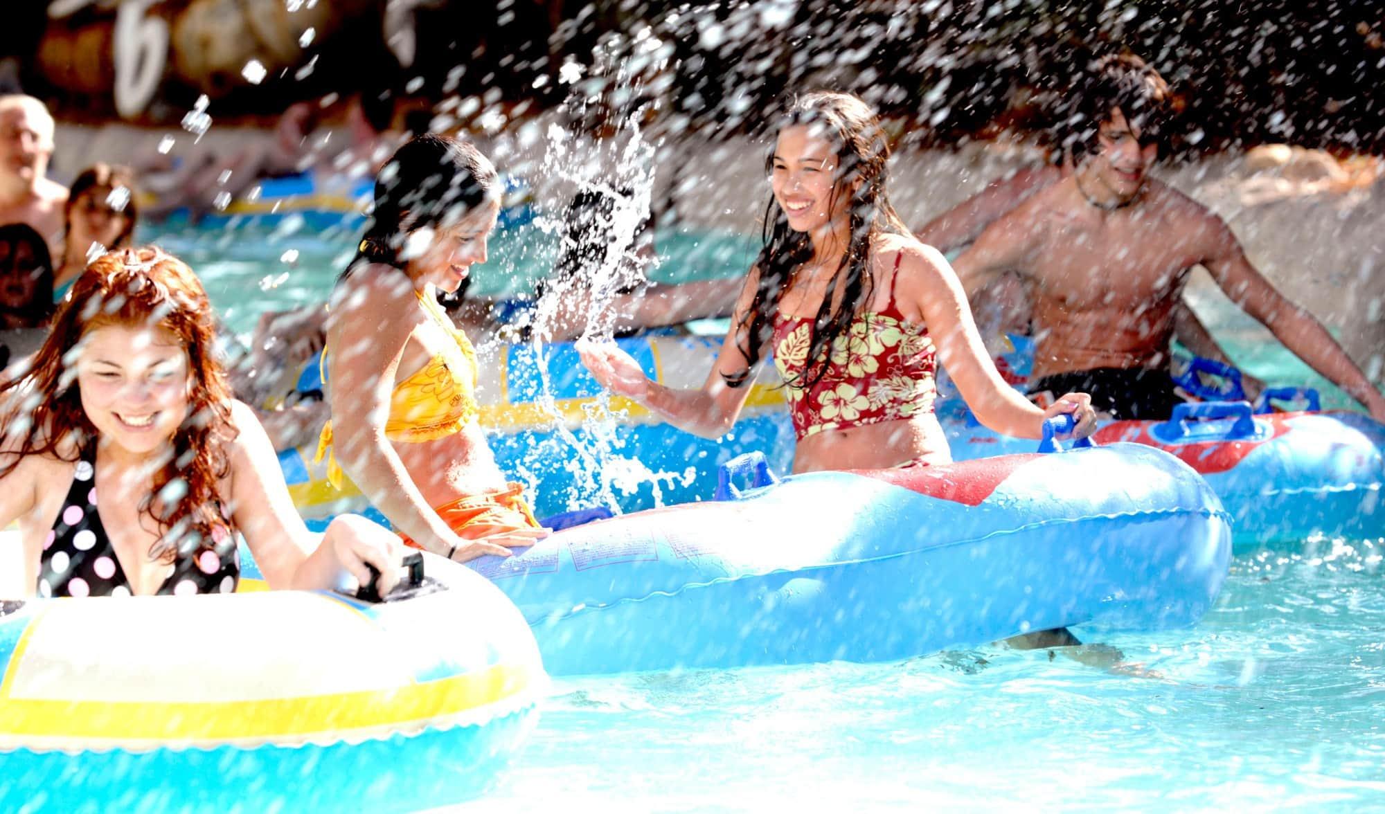 Plan a day at Typhoon Lagoon with teens and tweens ~ Disney World with Teens & Tweens