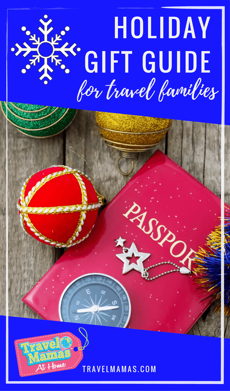 Holiday Gift Guide for Travel Families