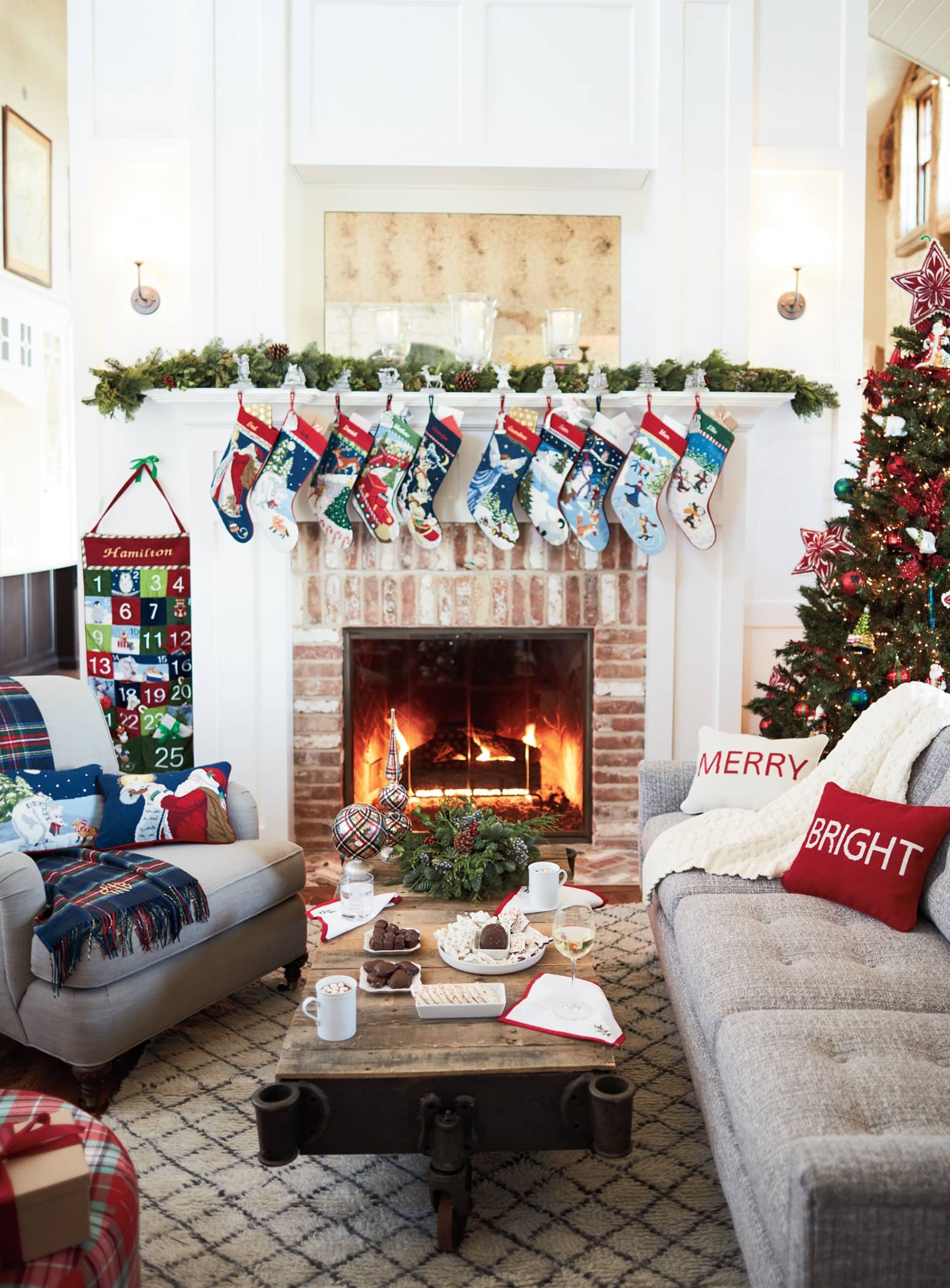 Celebrate the holiday season, Lands' End style ~ Lands' End discounts and giveaway