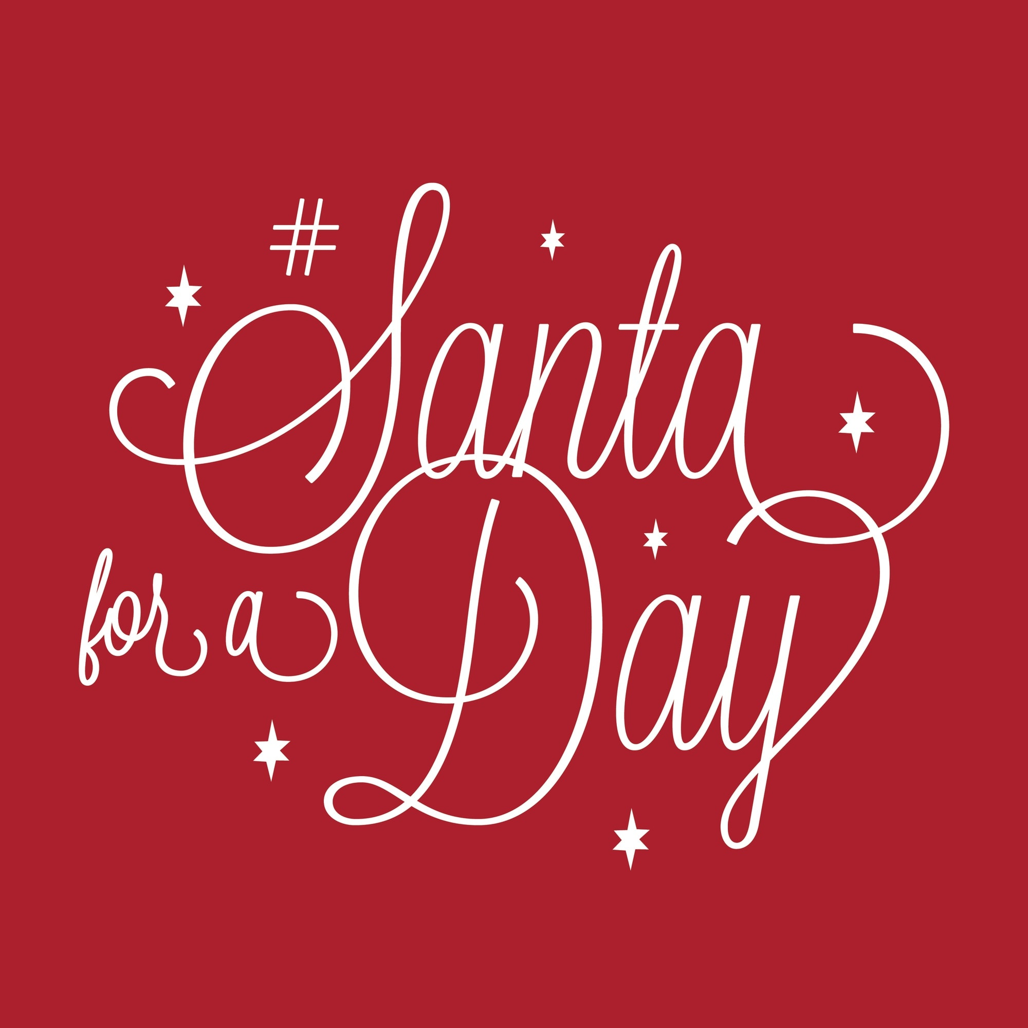 Santa for a Day Land's End giveaway via Twitter