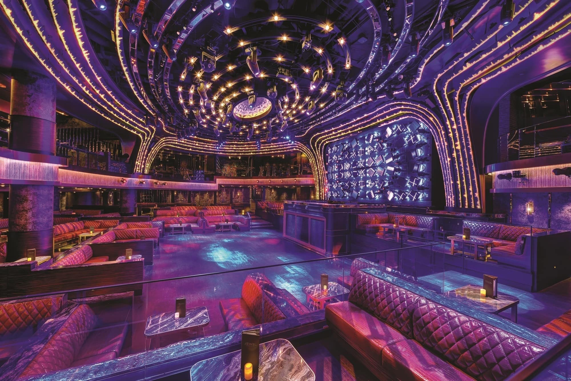 JEWEL at Aria is one of the hottest clubs in Las Vegas