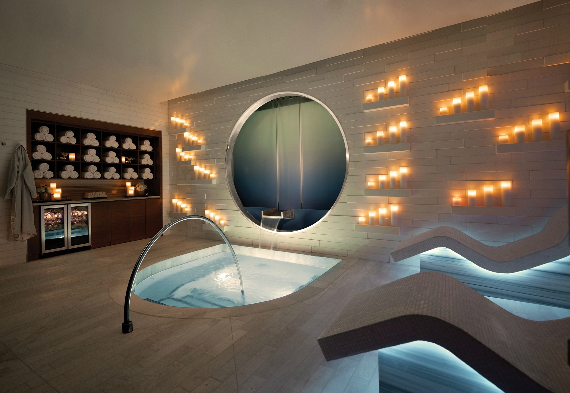 ESPA at Vdara is one of the best spas for a Las Vegas girlfriend getaway