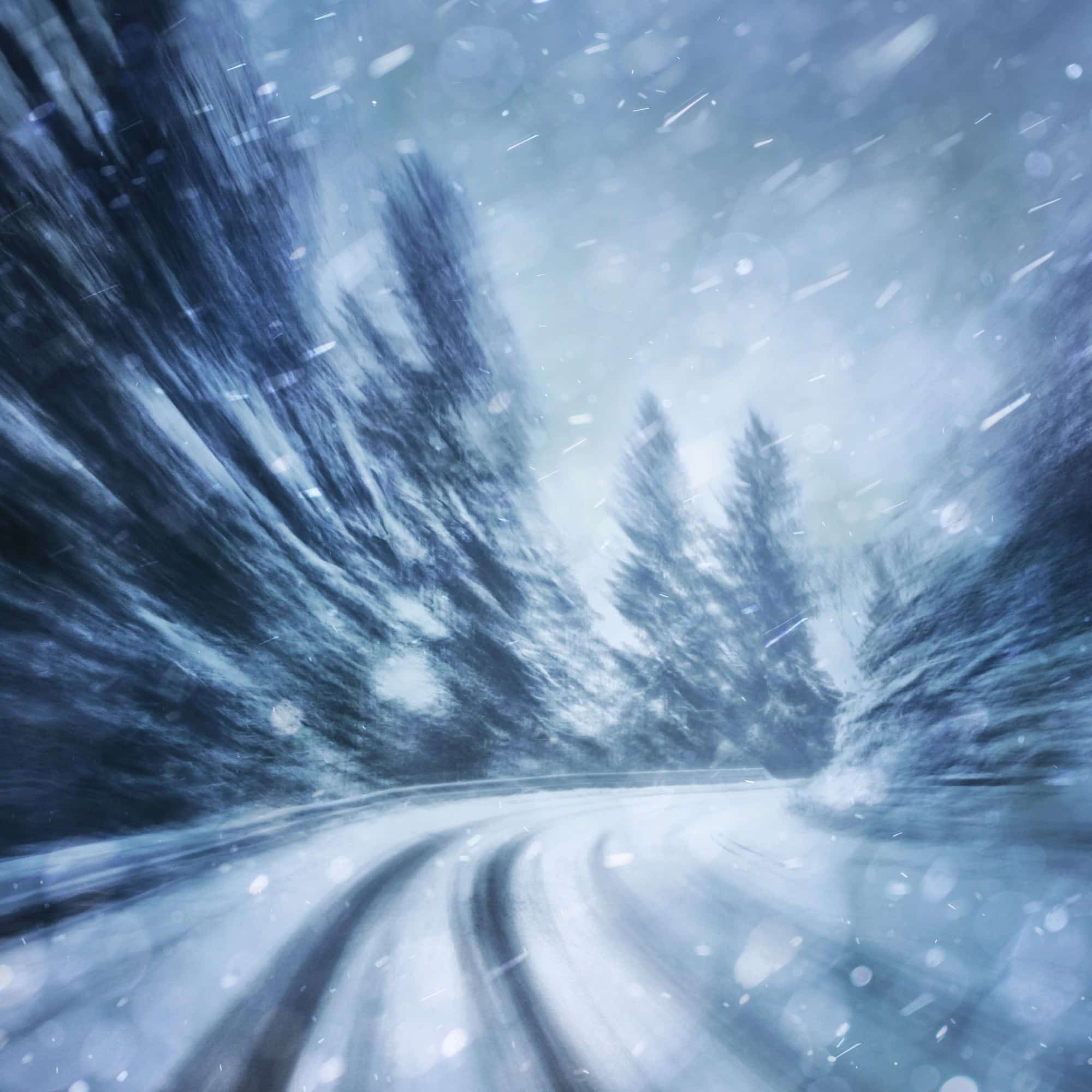 If you can avoid it, do NOT drive during a blizzard ~ 5 tips to prepare your car for a winter road trip