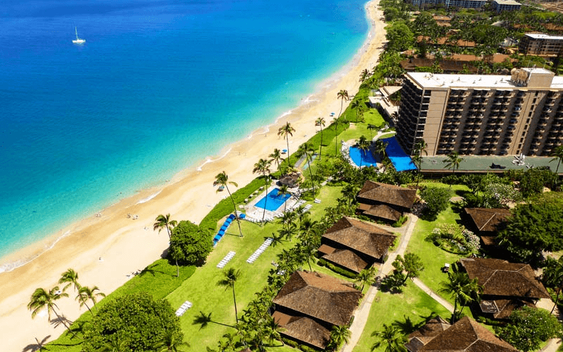 Participate for a chance to win a two-night stay at the Royal Lahaina Resort in Kaanapali