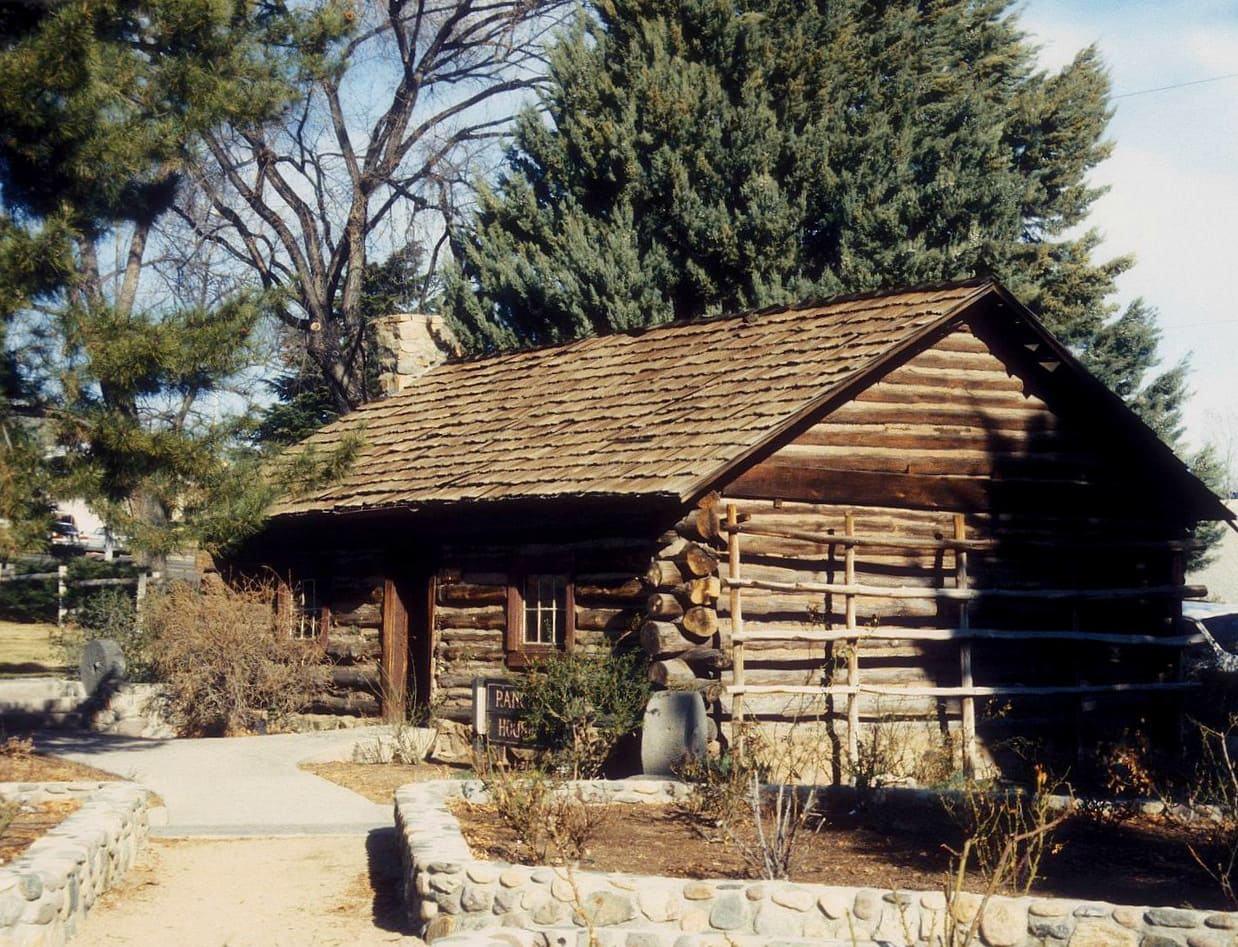 One of many buildings that make up the Sharlot Hall Museum ~ Prescott with Kids