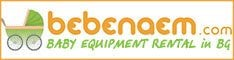 Bebenaem baby equipment rentals Bulgaria
