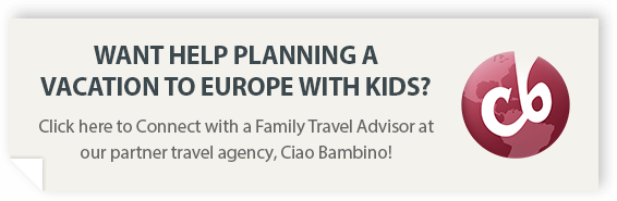 Book a trip to Germany with kids with our travel partner, Ciao Bambino