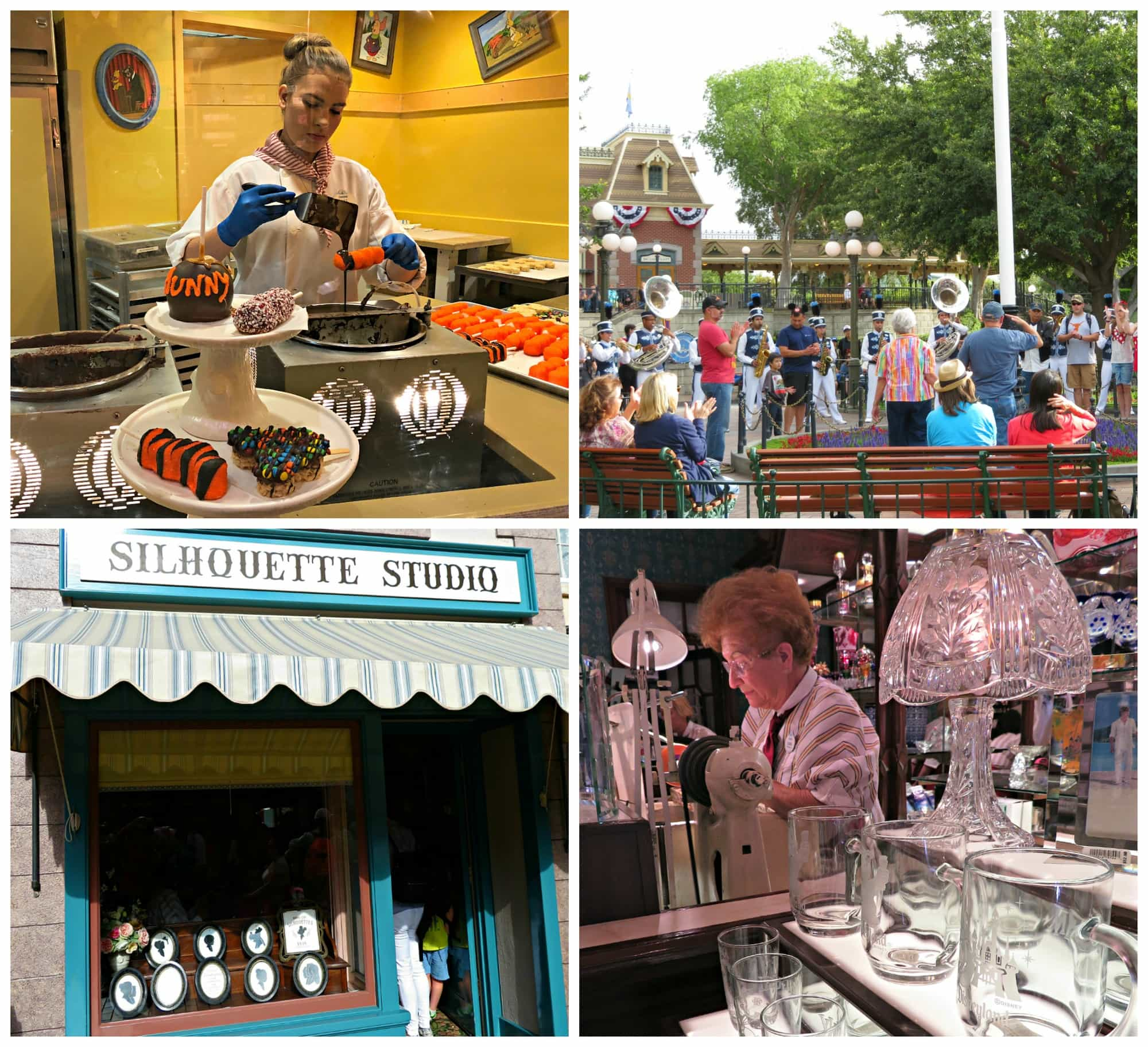 Learn about traditions, handicrafts and more on Mainstreet U.S.A. ~ Educational things to do at Disneyland with kids