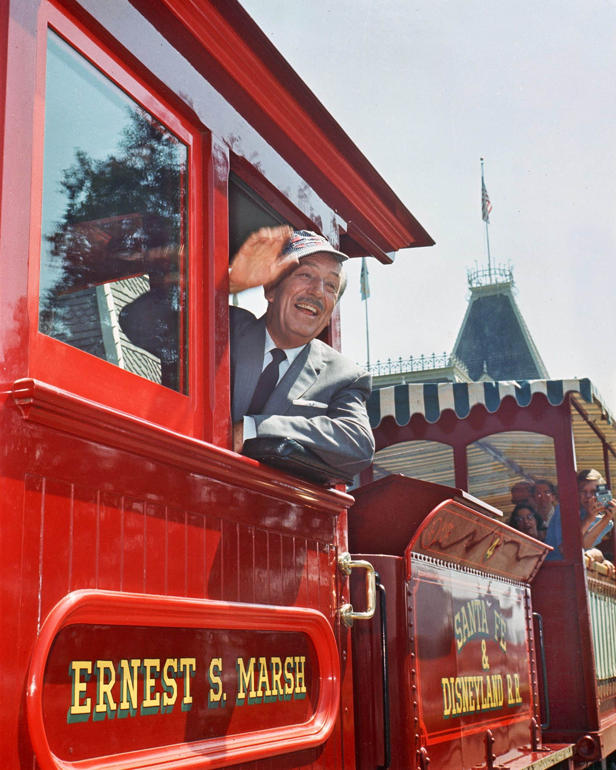Learn more about Walt Disney and Disneyland on a special behind-the-scenes tour