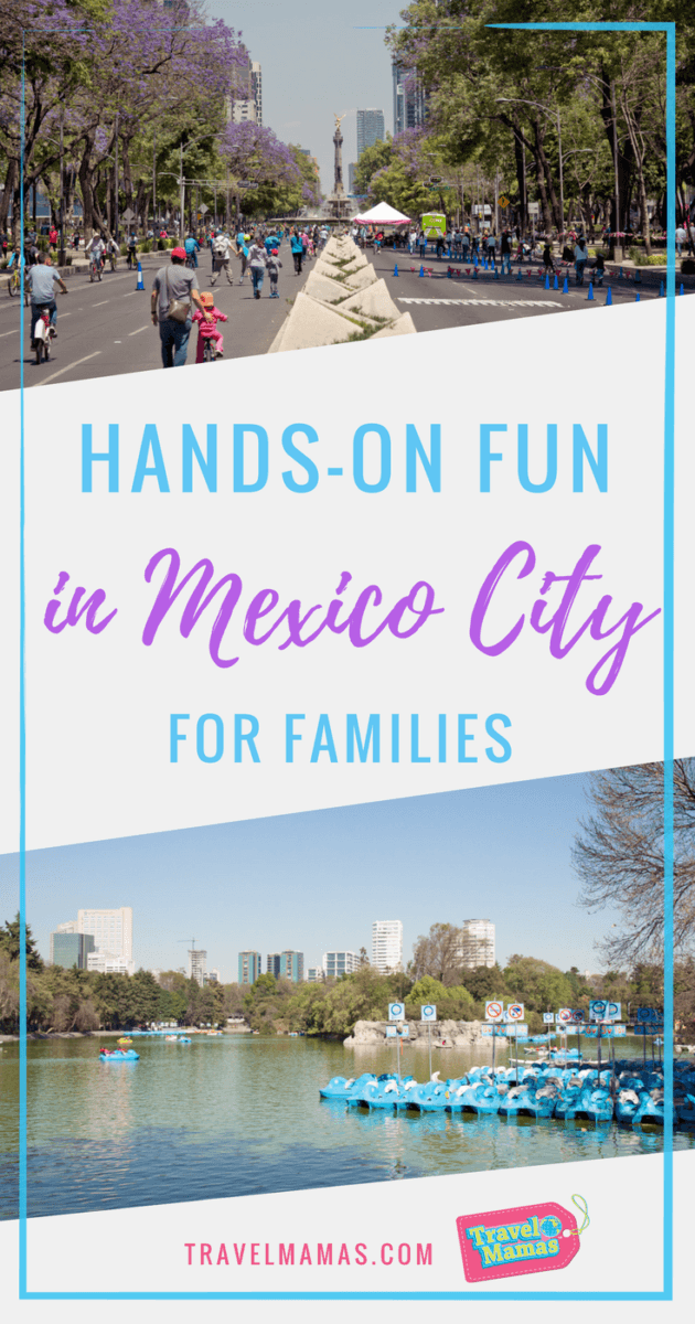 Hands-On Attractions for Kids in Mexico City