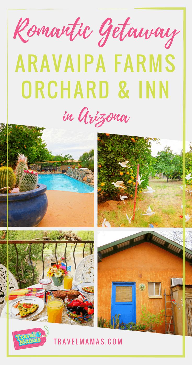 Aravaipa Farms Inn ~ A Nature-Filled Romantic Getaway in Arizona