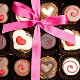 In which country do women give men chocolate (not vice versa) on Valentines Day?