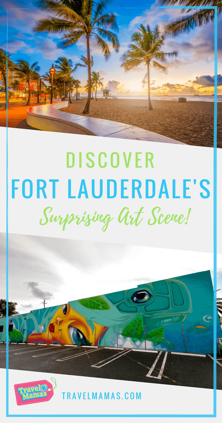 Discover Fort Lauderdale's Surprising Art Scene