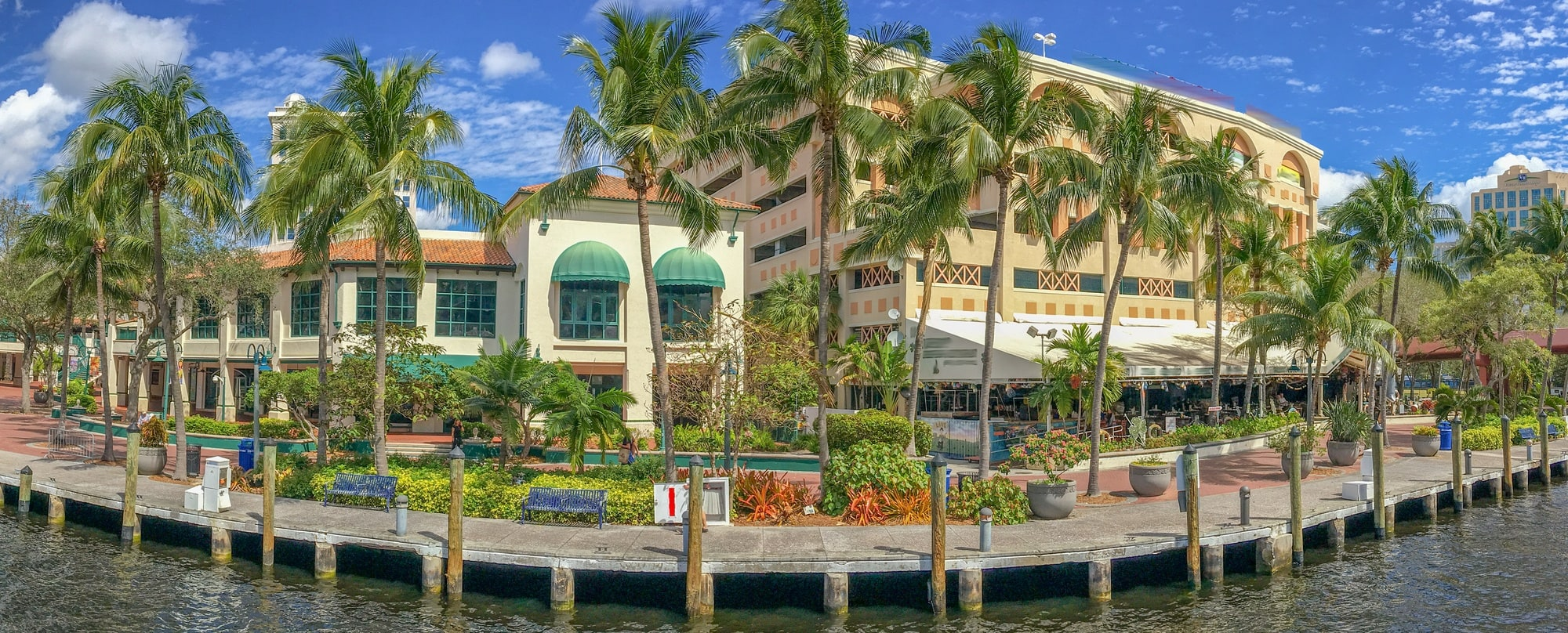 The beautiful River Walk Fort Lauderdale ~ Fort Lauderdale Art Scene