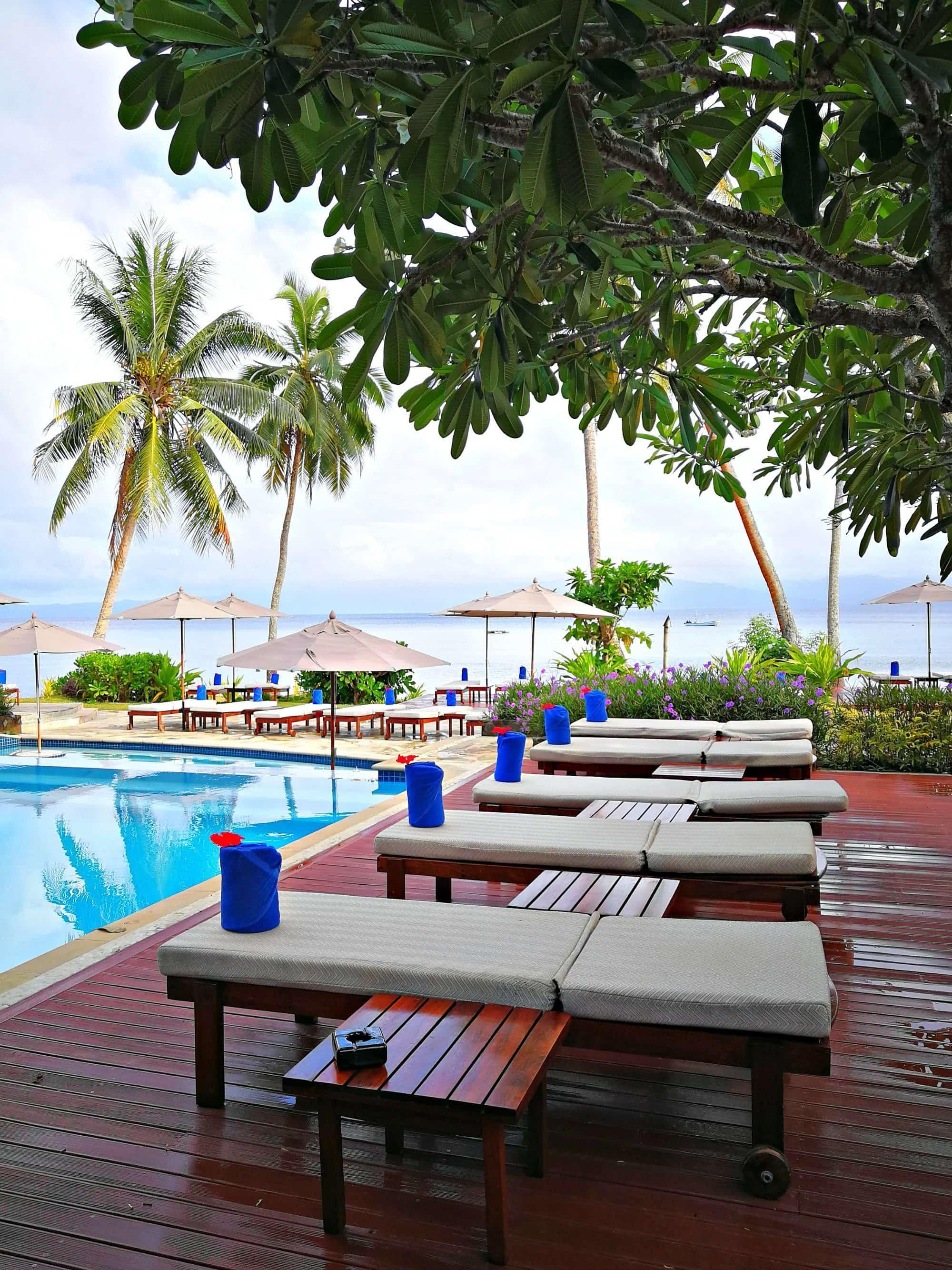 Jean-Michel Cousteau Resort in Fiji with kids