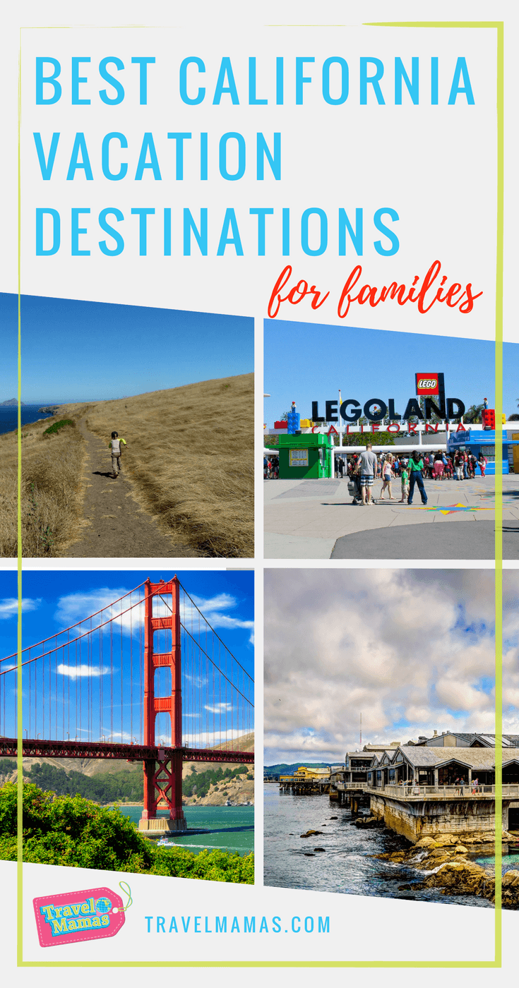Best California With Kids Destinations