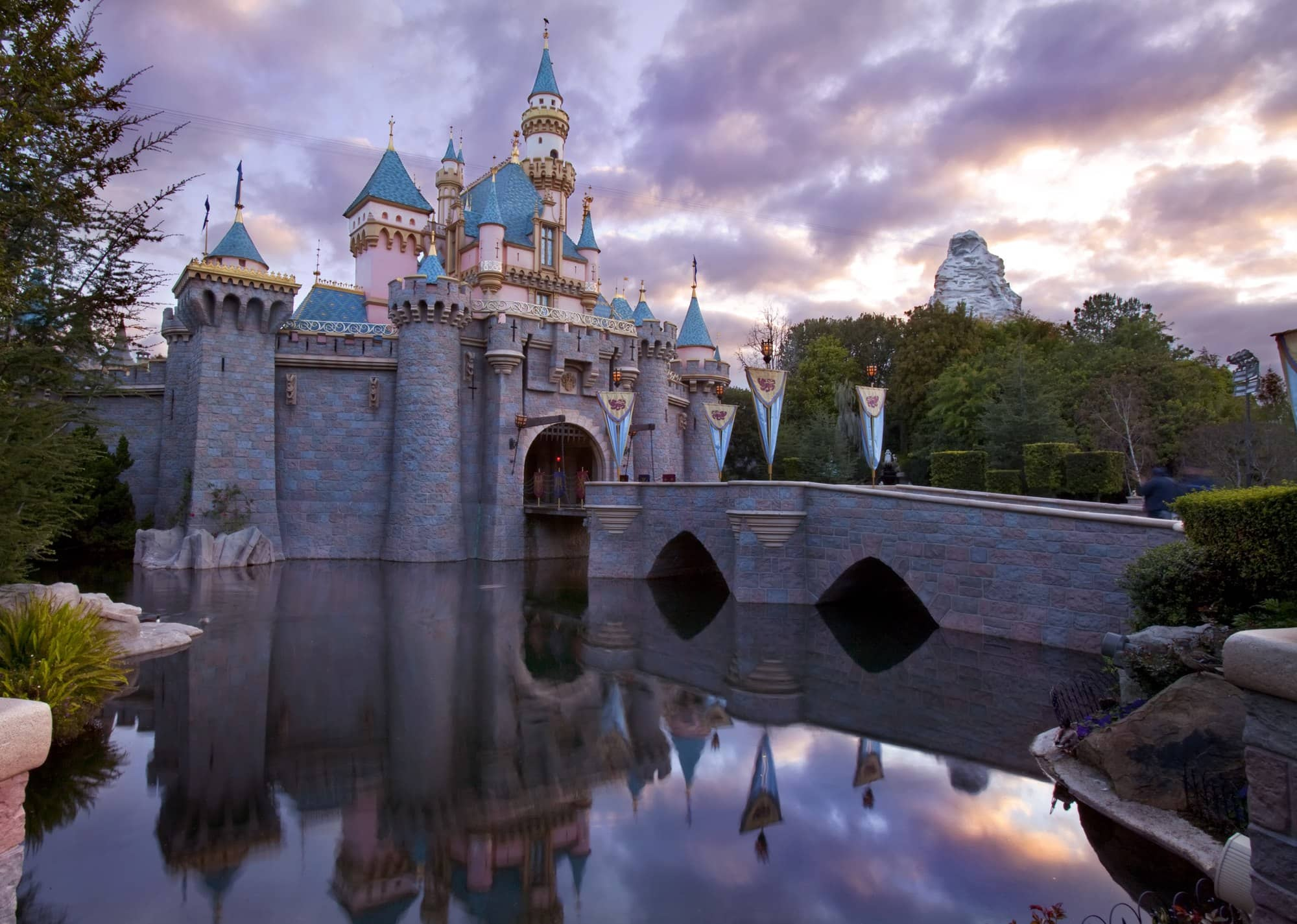 Sleeping Beauty Castle at Disneyland ~ California with Kids