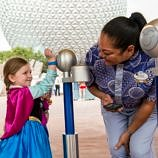 Epcot with kids tips