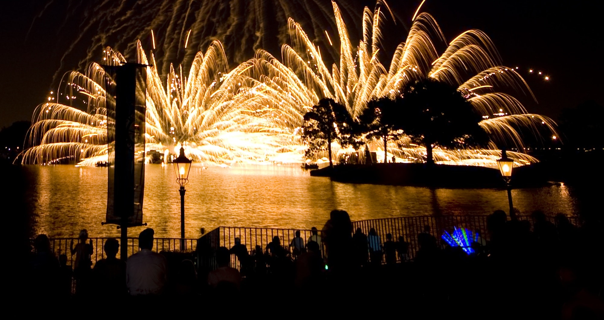 Light the Night fireworks spectacular concludes a wonderful day at Epcot with kids