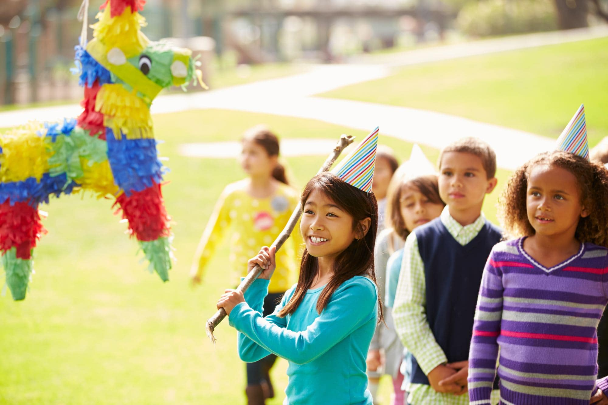 A pinata turns any gathering into a fun fiesta!