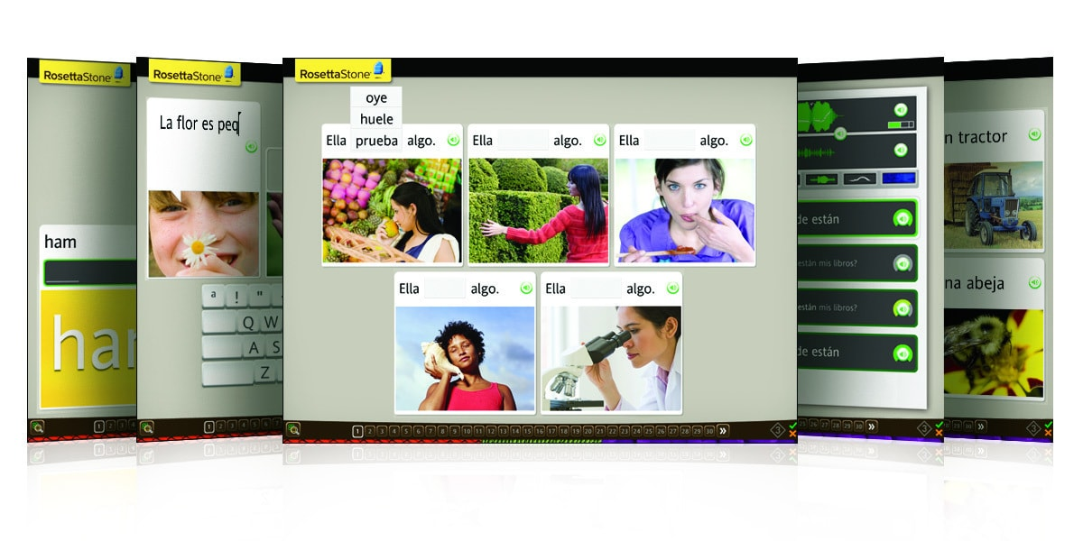 Rosetta Stone makes it easy to learn a new language