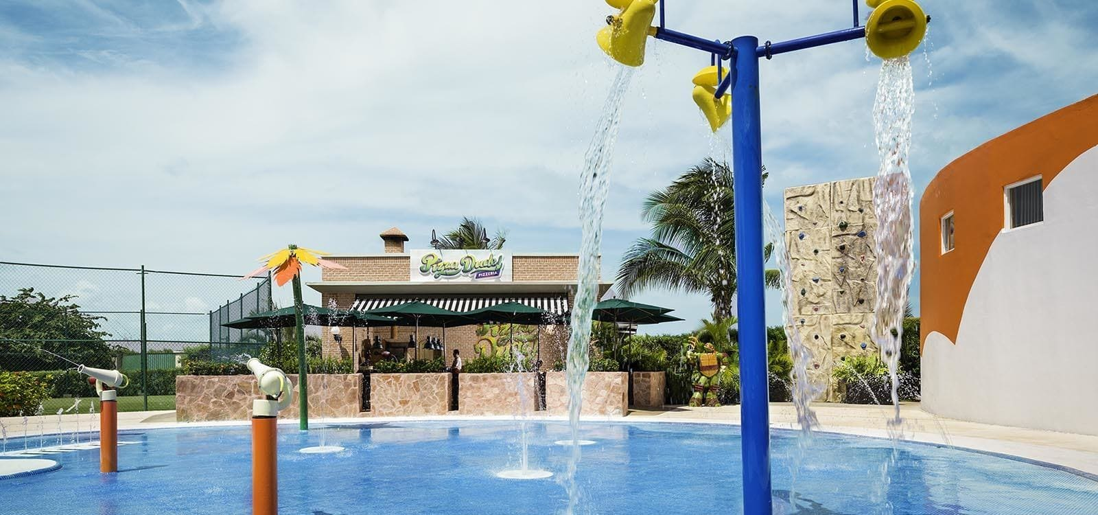Azul Beach Hotel in Cancun welcomes families with babies and toddlers