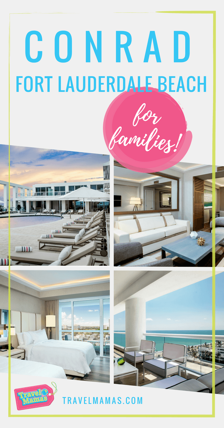Conrad Fort Lauderdale Beach Review for Families Who Love Luxury Travel