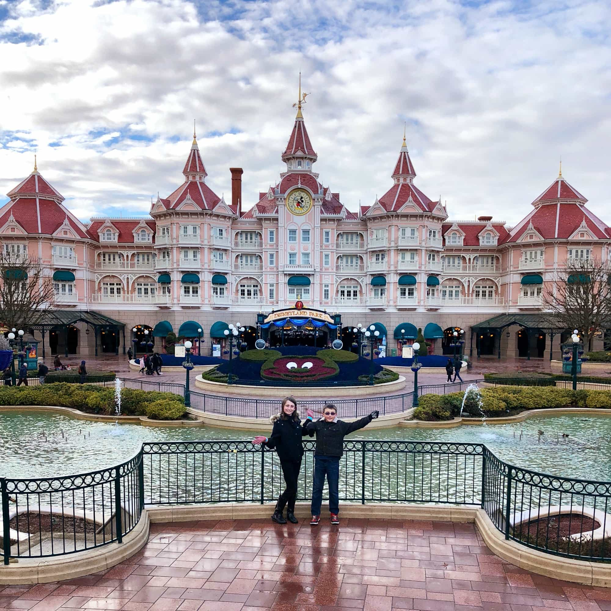 Disneyland Paris is a worthy addition to a trip to Paris with kids
