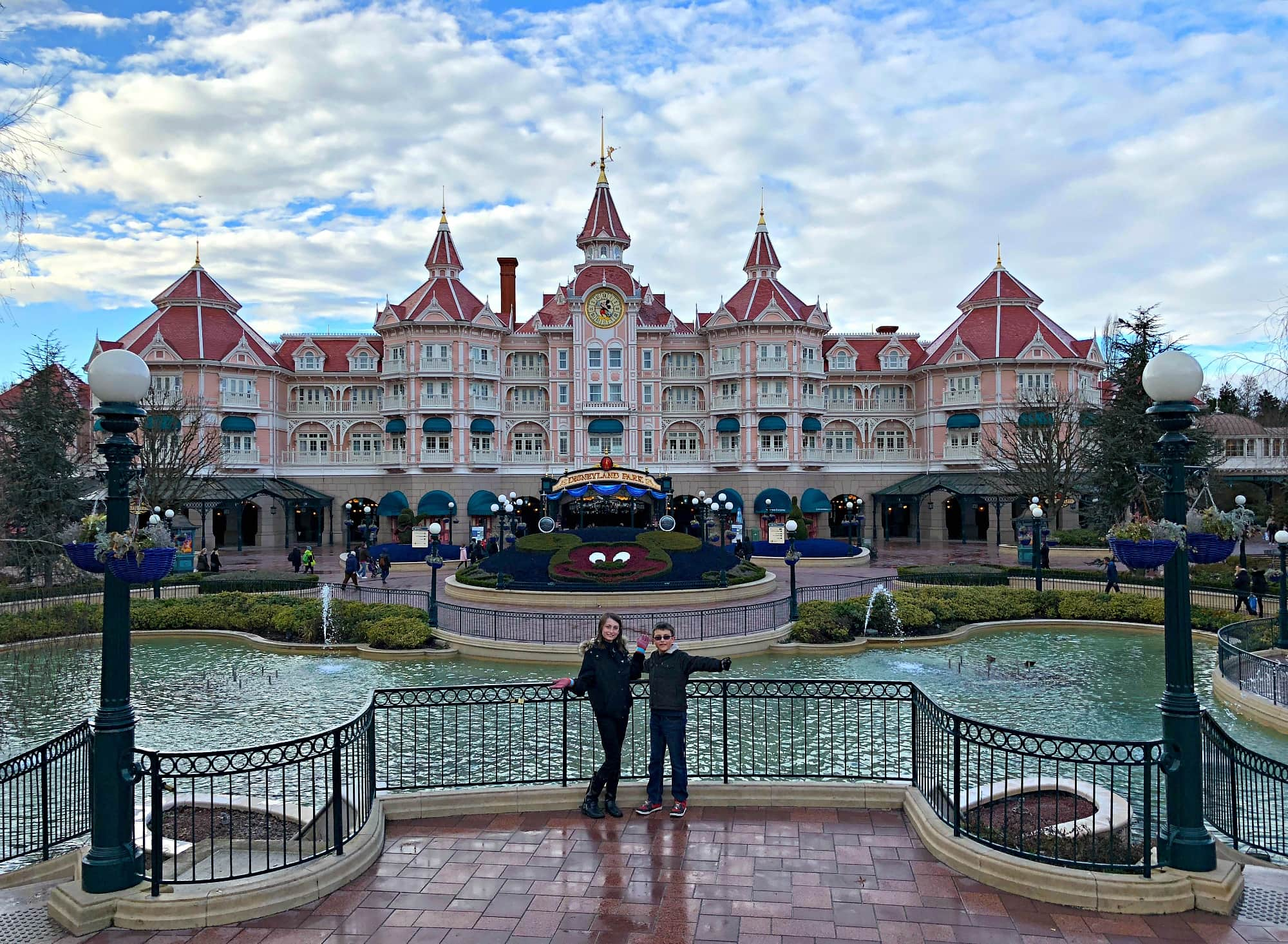 The Disneyland Hotel at Disneyland Paris wows fans with its proximity to, and views of the theme park
