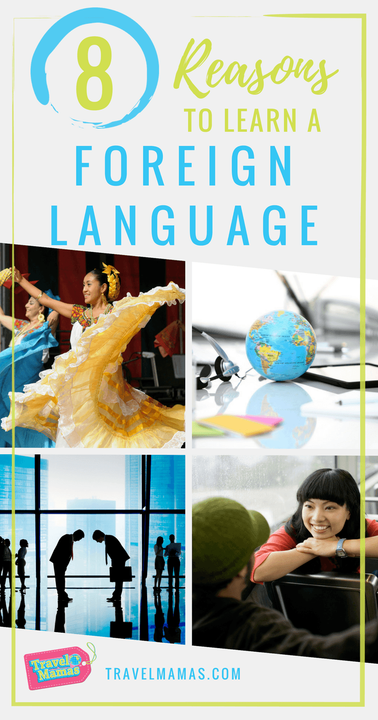 8 Reasons to Learn a Foreign Language from Experts