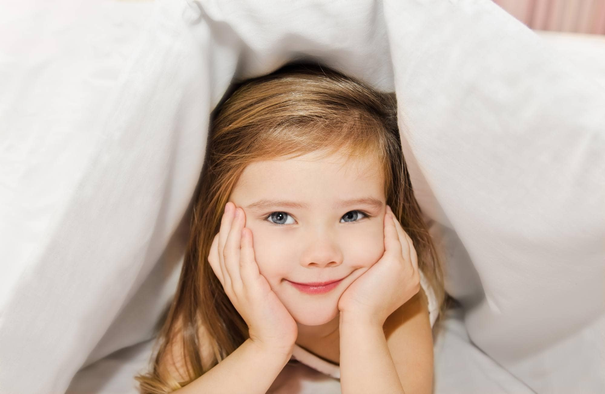 It may take a few days for kids to adjust to sleeping well on vacation